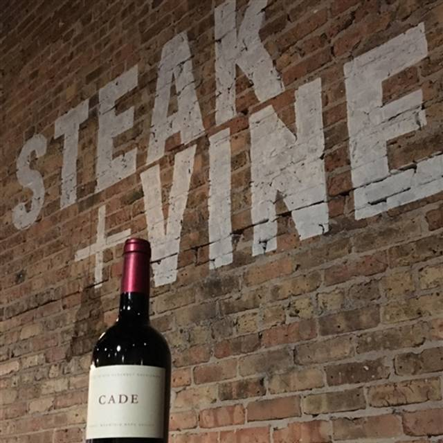 Steak + Vine, La Grange, IL
