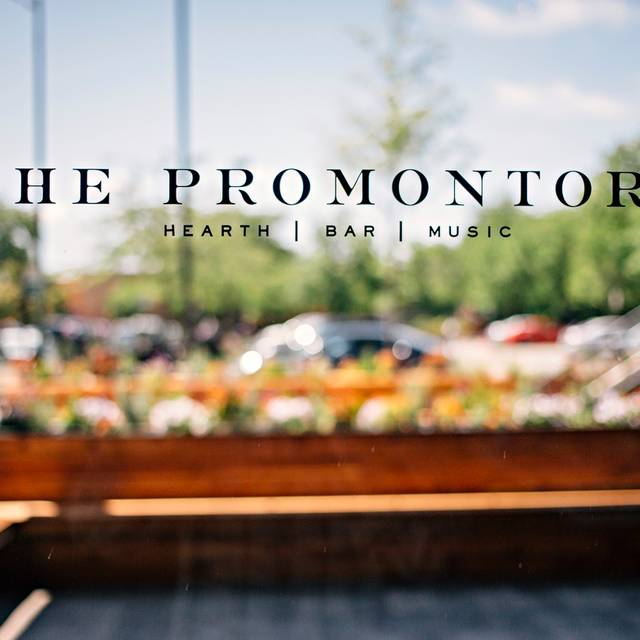 Promontory Front Door Sign - The Promontory, Chicago, IL