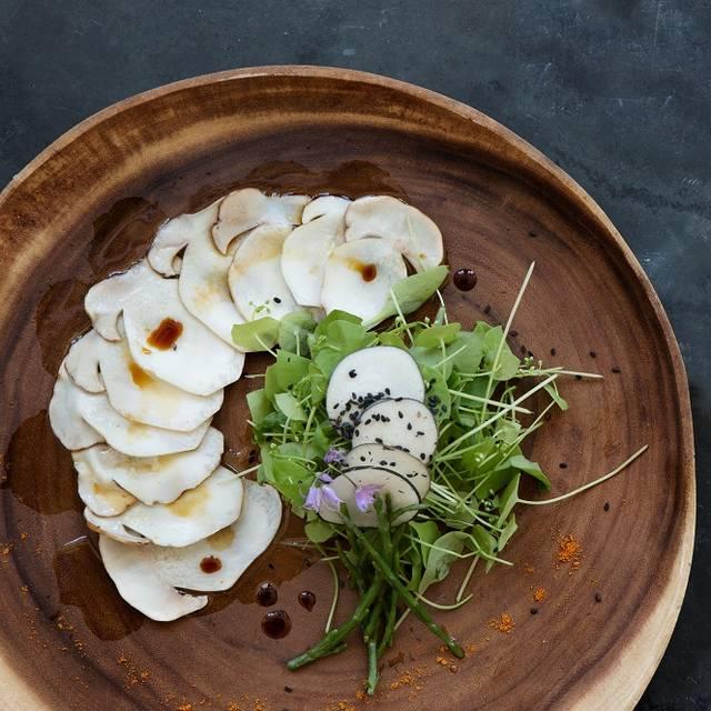 Porcinis And Salad - Mana, Leavenworth, WA