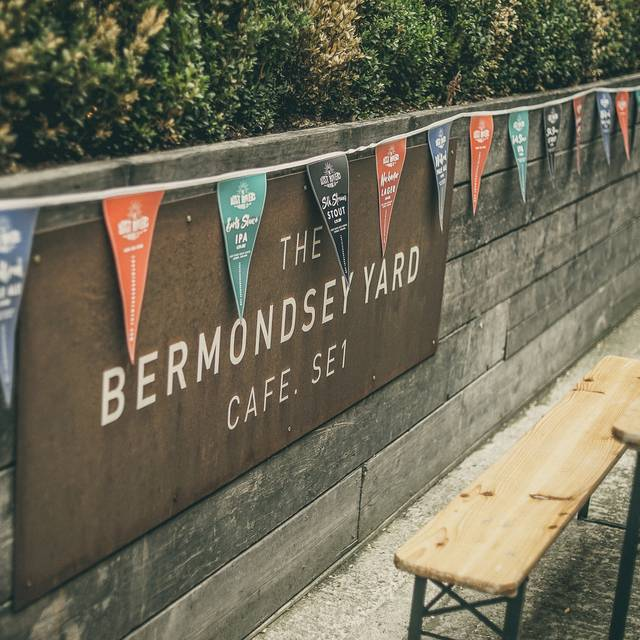 The Bermondsey Yard Cafe, London