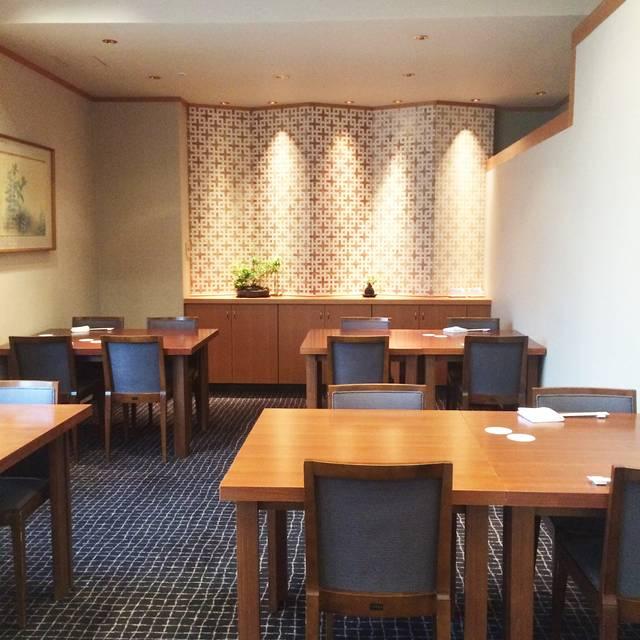Palace Hotel Omiya Restaurant