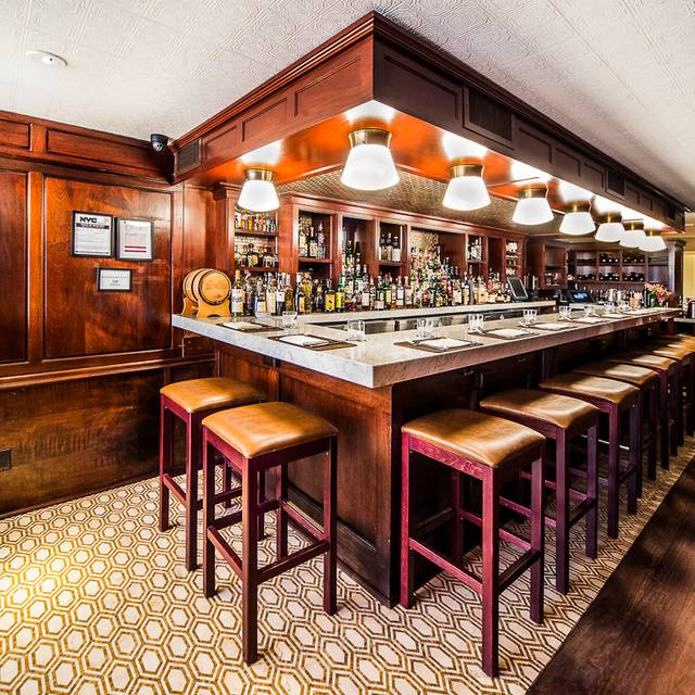 Bar - Felidia, New York, NY