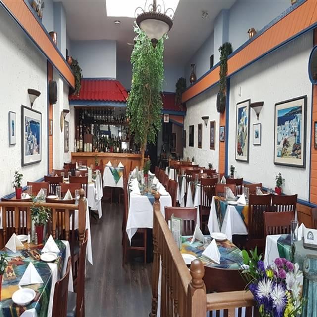Maria's Taverna, Vancouver, BC