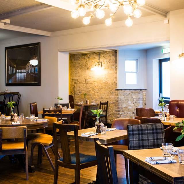 The Victoria Inn, London