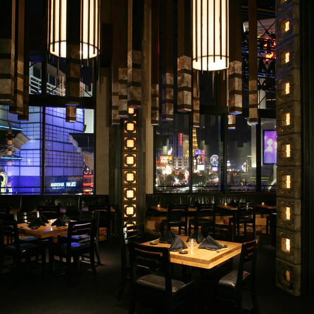 Dining With View - Sushi Roku - Las Vegas, Las Vegas, NV