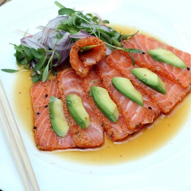 Seared Salmon Sashimi  - Sushi Roku - Las Vegas, Las Vegas, NV