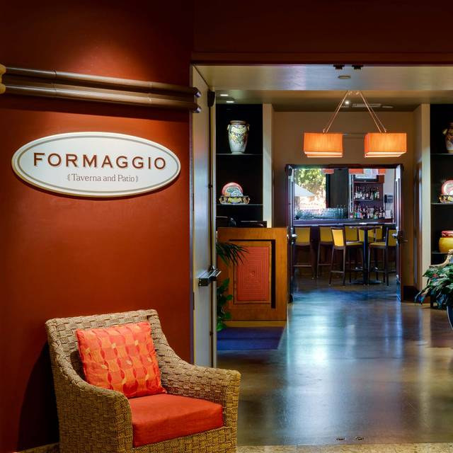 Formaggio Taverna & Patio - Sacramento Marriott Rancho Cordova, Rancho Cordova, CA