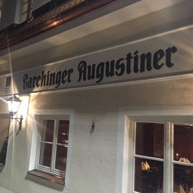 Garchinger Augustiner, Garching, BY