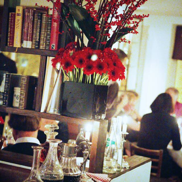 Gazette Brasserie Battersea, London