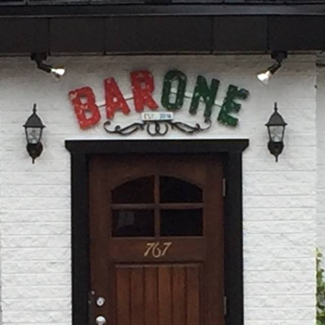 Bar One, Philadelphia, PA