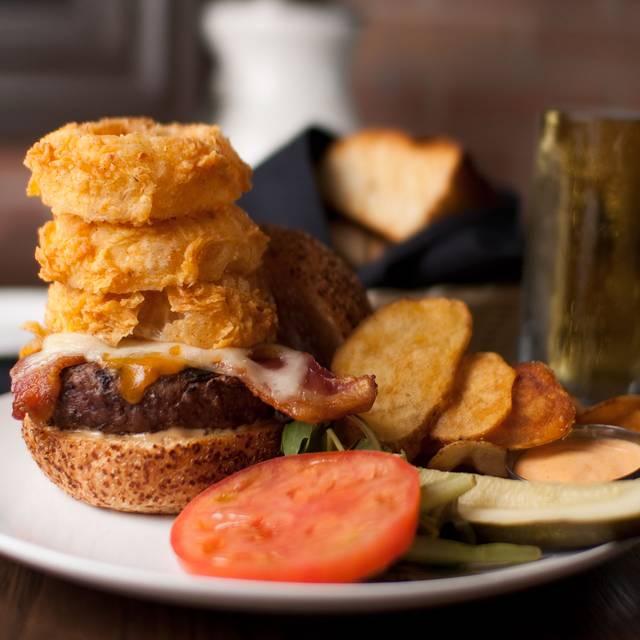 Union Kitchen Burger - The Union Kitchen (Ella Blvd), Houston, TX