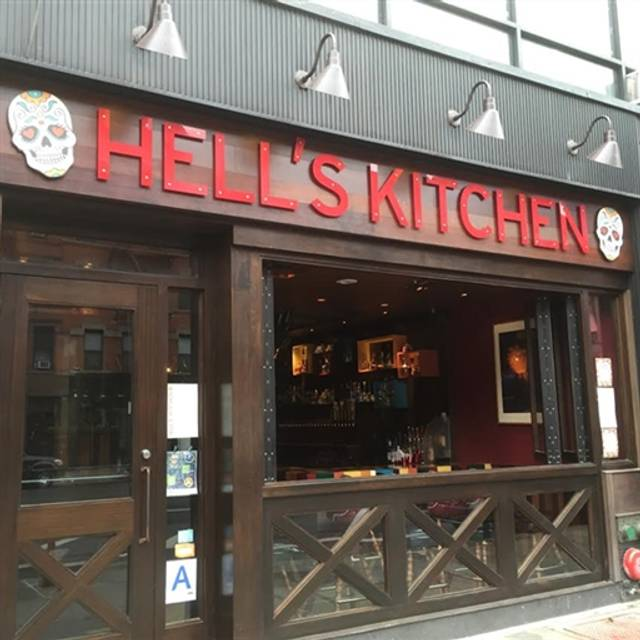 Hells Kitchen Restaurant New York NY OpenTable
