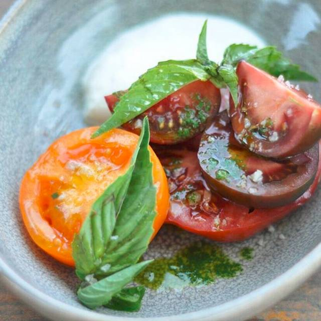Mixed Tomato Salad - Red Ash Italia, Austin, TX