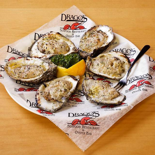 Drago S Seafood Restaurant At Hilton New Orleans Riverside New