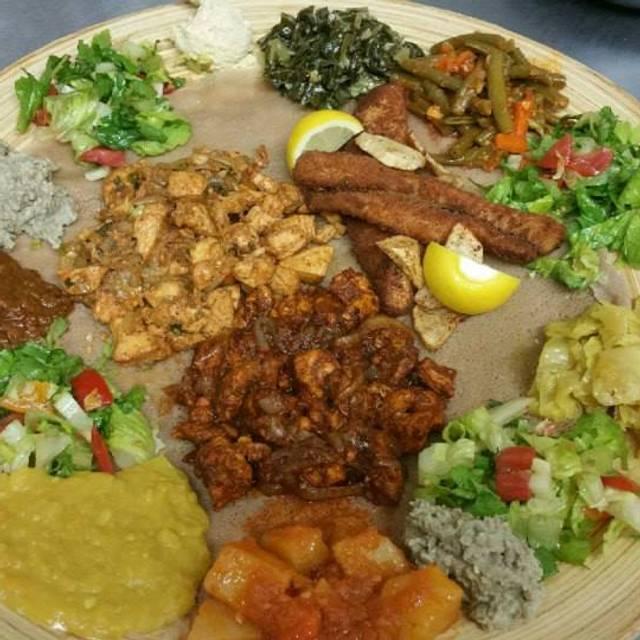 Finfine Ethiopian Restaurant - Finfine, Berkeley, CA