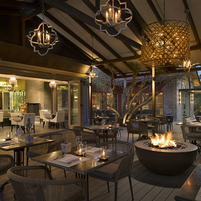 Lucia Restaurant & Bar - Bernardus Lodge, Carmel Valley, CA