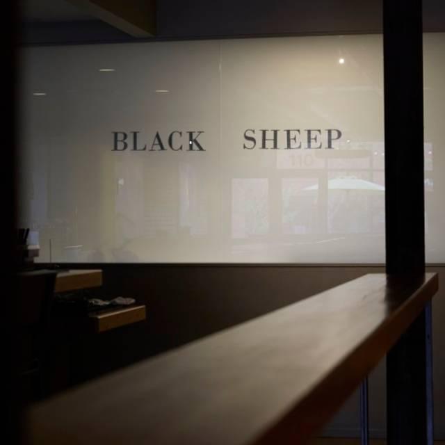 Black Sheep Cafe Salt Lake City