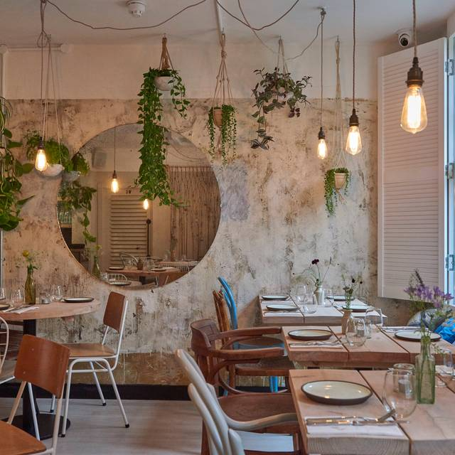 Garden Room - Delamina East - Formerly Strut and Cluck, London