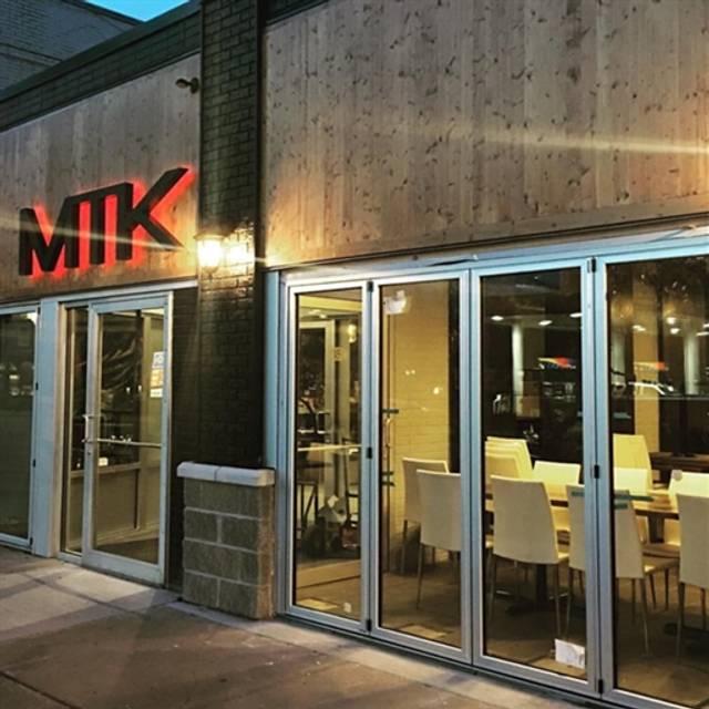 Mtk Kitchen Menu