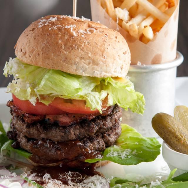 Blt Hamburger - BLT Steak Ginza, 中央区, 東京都