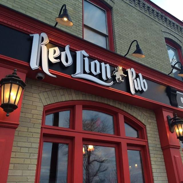 red lion pub restaurant