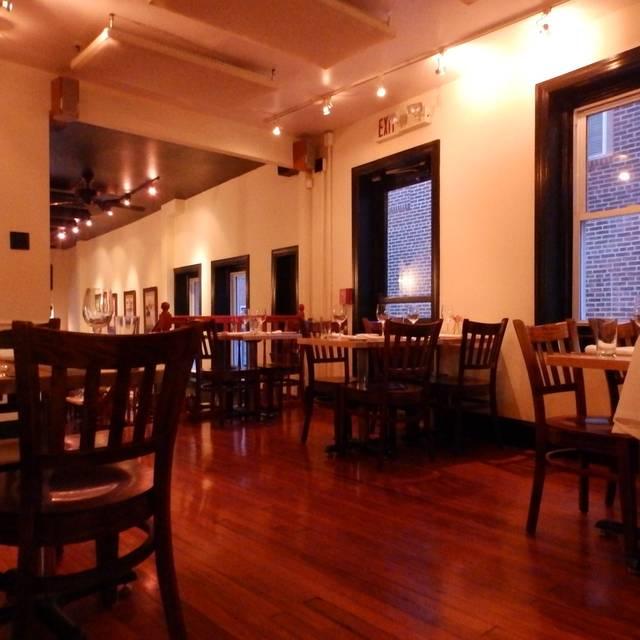 Restaurant Cerise Dining Room Bryn Mawr Pa