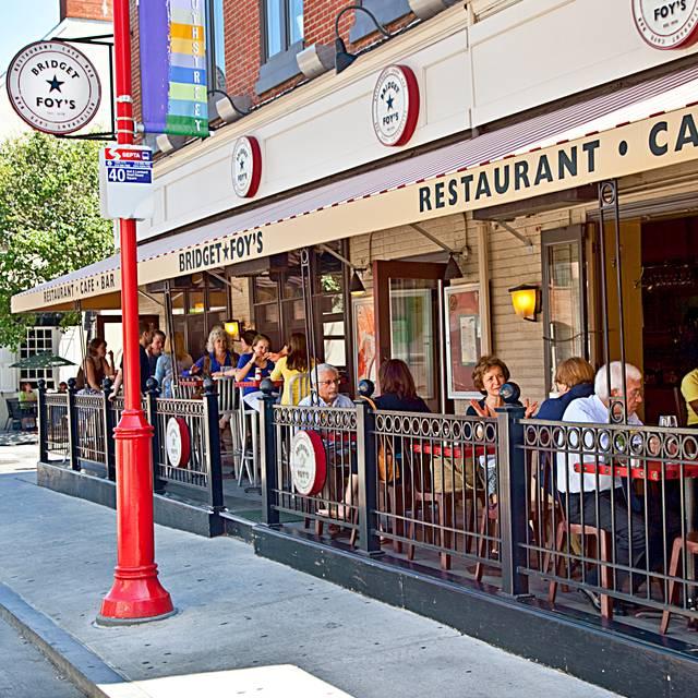 Bridget Foy's, Philadelphia, PA