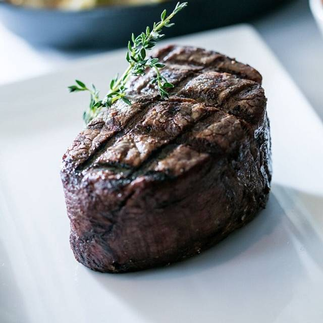 Filet Mignon - Shula's 2 Steak and Sports @ The Doubletree by Hilton (Independence), Independence, OH
