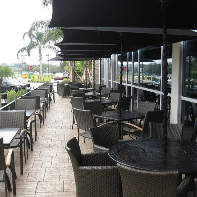 Outside Dining - Shula's 347 Grill - The Westin Lake Mary, Lake Mary, FL