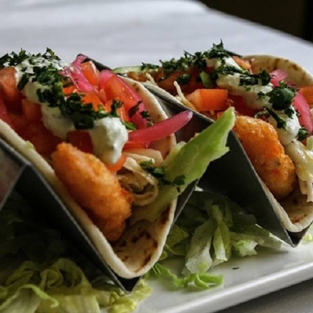 Shrimp Taco - Shula's 347 Grill at the Marriott Norfolk Waterside, Norfolk, VA