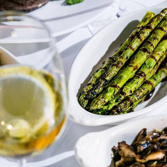Grilled Asparagus - Shula's 347 Grill at the Marriott Norfolk Waterside, Norfolk, VA
