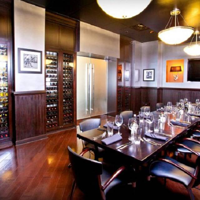 Private Dining Area - Shula's 347 Grill - Hotel Duval Tallahassee, Tallahassee, FL
