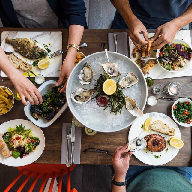 Seaside – Fish & Seafood Bar, Berlin