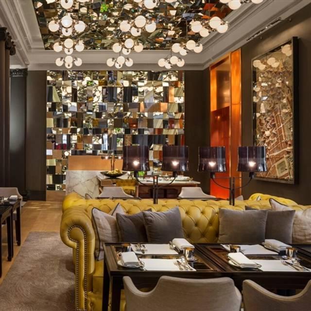 Afternoon Tea @ Mirror Room, London