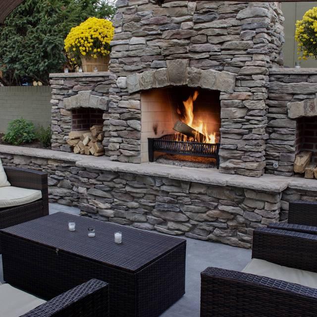 Bruneaux Patio Fireplace  - Bruneaux, Sewickley, PA