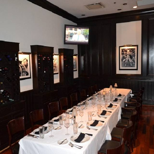 Wine Room Shula S Steak House Birmingham Al