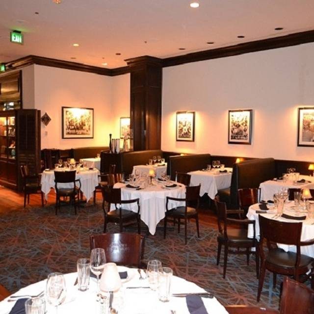 Main Dining Room - Shula's Steak House - Birmingham, Birmingham, AL