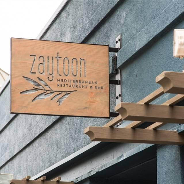 Zaytoon, Albany, CA