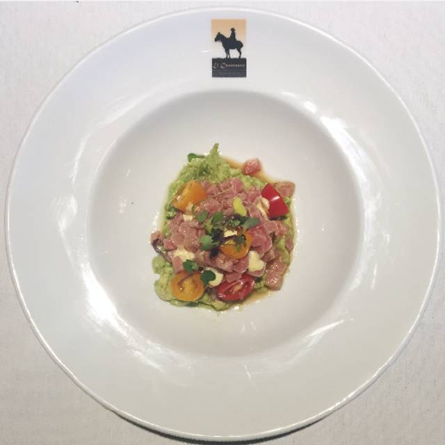 Tuna Tartar - El Churrasco Steakhouse, Miami, FL
