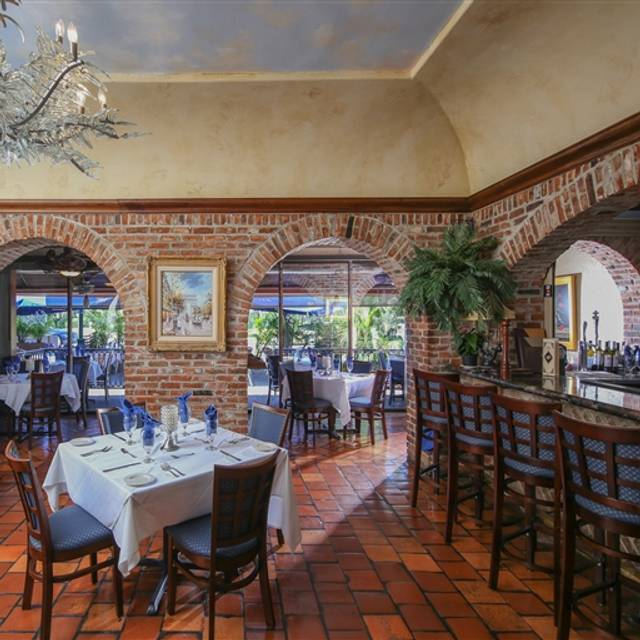 Cafe L'Europe - St Armand's, Sarasota, FL