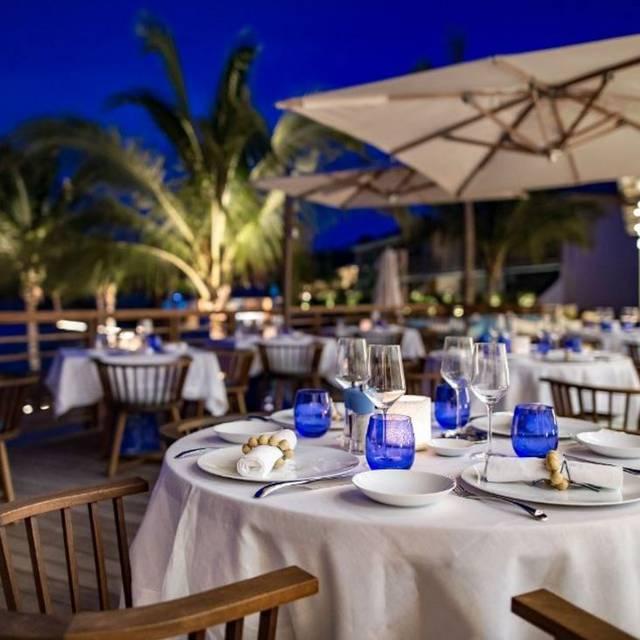 Le Barthélemy Restaurants - Le Barthelemy, Aux Amis Restaurant, St. Barthelemy, St. Barthelemy