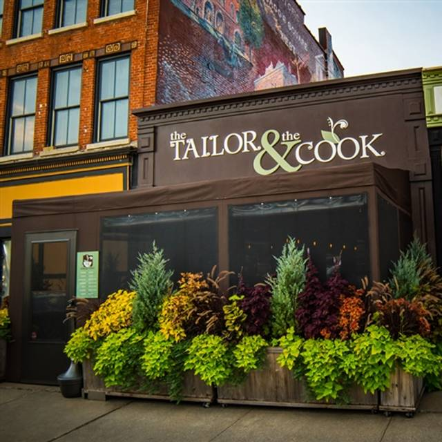 The Tailor and the Cook, Utica, NY