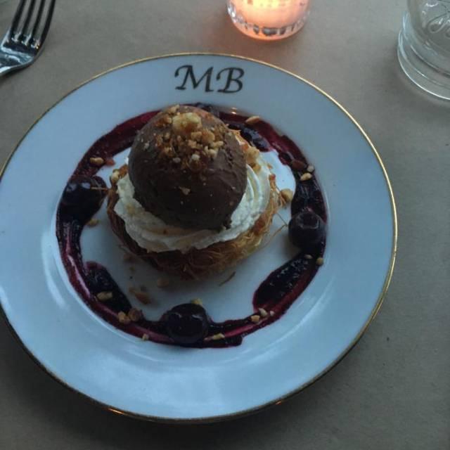 Black Bird Nest Chocolate Mousse - Tastings Social Presents Mountain Bird, New York, NY