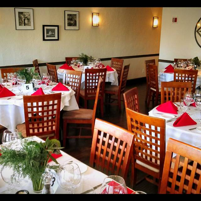 Andrea's Dining Room - Andrea's, Sarasota, FL