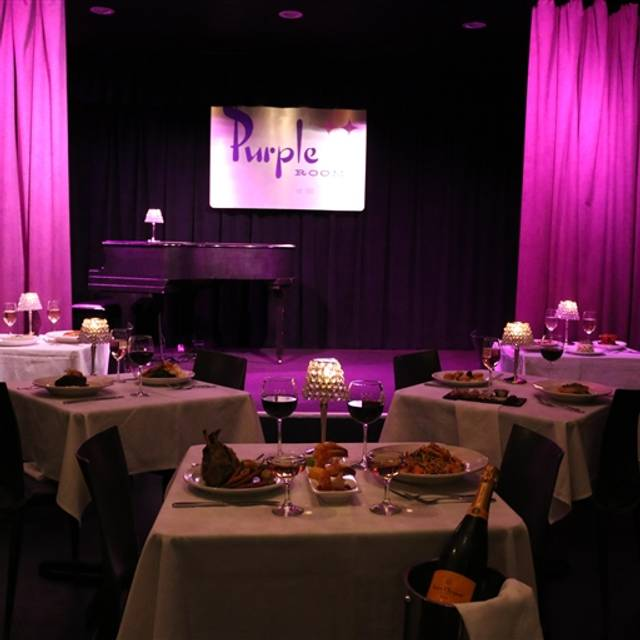 The Purple Room Restaurant Palm Springs Ca Opentable