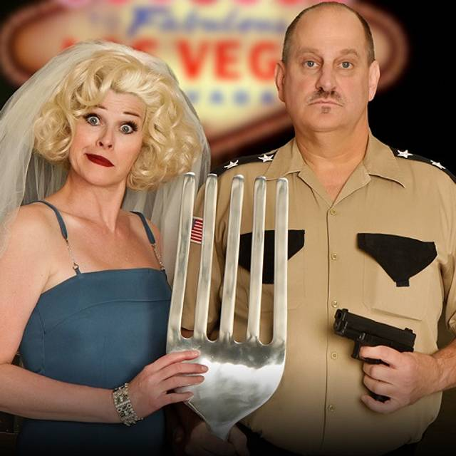 Theater Characters - Marriage Can Be Murder, Las Vegas, NV