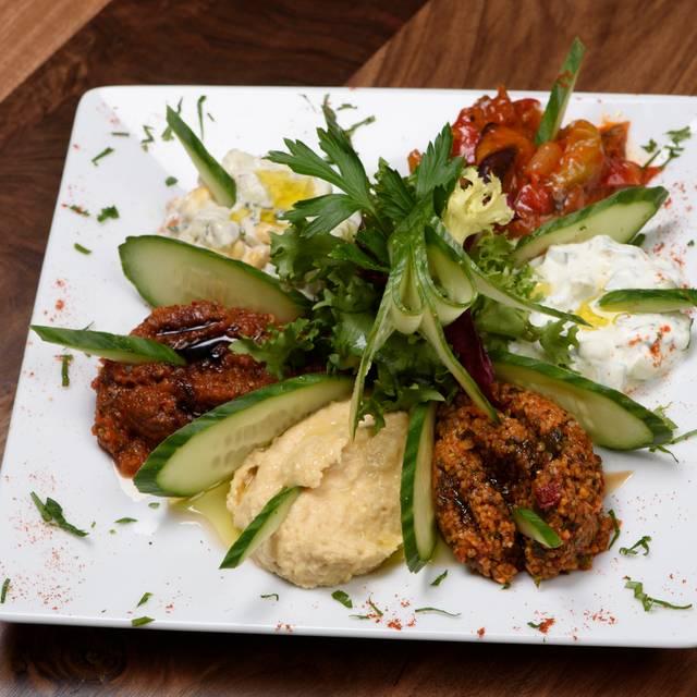 Basil of anatolia restaurant walsall west midlands for Anatolia mediterranean cuisine menu