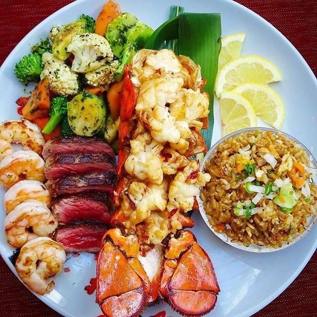 Teppanyaki Tables at ROKU Sunset Restaurant - West Hollywood, CA | OpenTable