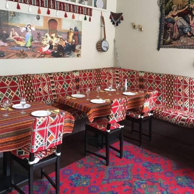 Kezban Restaurant Edinburgh