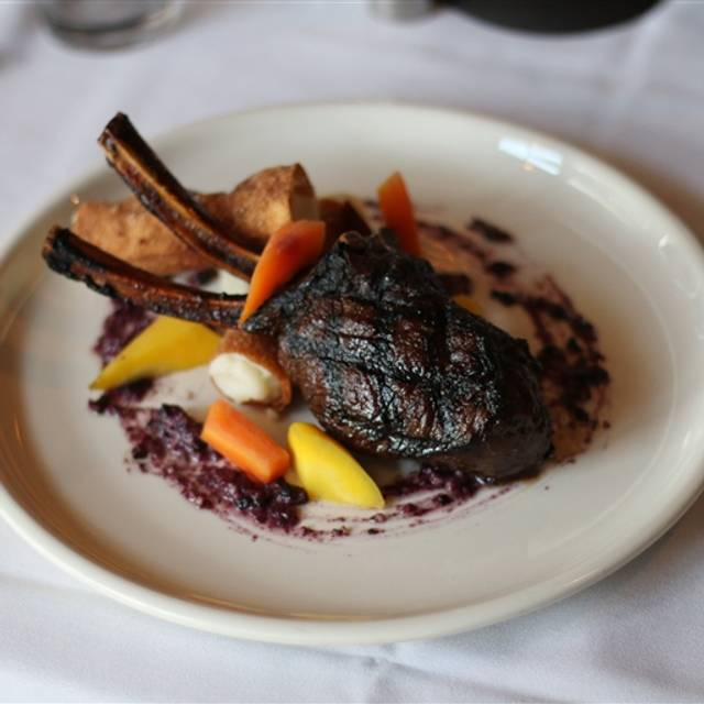 CharBlue Steakhouse & Seafood, Indianapolis, IN
